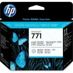 HP No.771 Printhead - Photo Black, Light Gray - Inkjet found on Bargain Bro India from Unlimited Cellular for $172.59