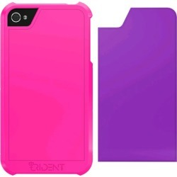Trident Case - Apollo Series Case for Apple iPhone 4/4S - Pink/Purple