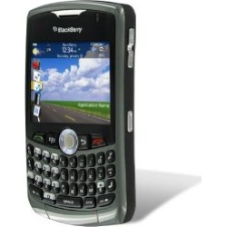 BlackBerry Curve 8330 PDA Phone, Bluetooth, Camera, for US Cellular (Gray)