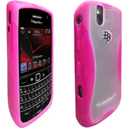 OEM Verizon Dual Cover Case for BlackBerry Bold 9650 / Tour 9630 (Pink) (Bulk Packaging) found on Bargain Bro India from Unlimited Cellular for $5.99