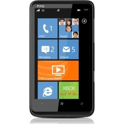 HTC HD7 S T9295 Unlocked GSM Windows 7 OS Cell Phone - Black
