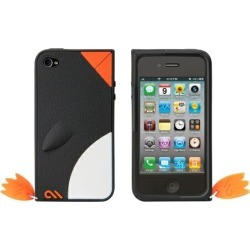 Case-Mate Waddle Creature Case for iPhone 4S / 4 (Black and White)