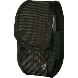 Nite Ize Small Universal Sport Case Tone with Slim Belt Clip - Black