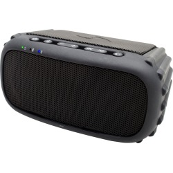 Grace Digital Waterproof Bluetooth Speaker (Black) - GDI-EGRX601 found on Bargain Bro India from Unlimited Cellular for $156.39