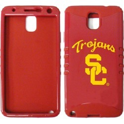 Unlimited Cellular NCAA Rocker Case for Samsung Galaxy Note 3 (Los Angeles USC Trojan) found on Bargain Bro from Unlimited Cellular for USD $14.36
