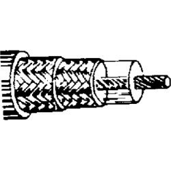 Coleman Cable - RG214/U Coaxial Cable