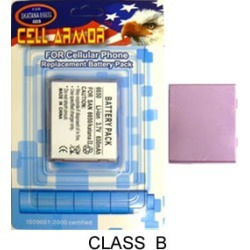 Cell Armor Battery, Pink Li-ion for SAN6650 found on Bargain Bro India from Unlimited Cellular for $7.59