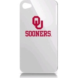 Oklahoma University Varsity Jacket Solo Case for Apple iPhone 4 - White found on Bargain Bro from Unlimited Cellular for USD $11.39