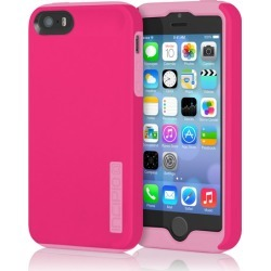 Incipio DualPro Hard Shell Case with Impact Absorbing Core for Apple iPhone 5/5S (Pink/Pink)