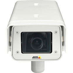 Axis P1355-E Network Camera - Color, Monochrome - 2.9x Optical - CMOS - Cable - Fast Ethernet - 0529-001