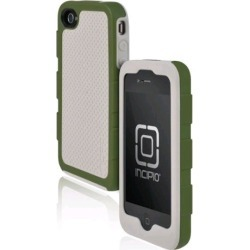 Incipio DESTROYER ULTRA Hard Shell Case for Apple iPhone 4/4S - Sand/Olive