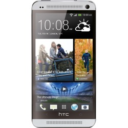 HTC One 32GB Unlocked GSM Android Cell Phone w/ Beats Audio - Silver