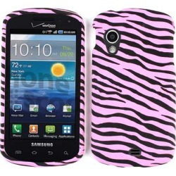 Unlimited Cellular Snap-On Case for Samsung Stratosphere/Galaxy Metrix 4G (Black Zebra on Light Pink) found on Bargain Bro Philippines from Unlimited Cellular for $5.99