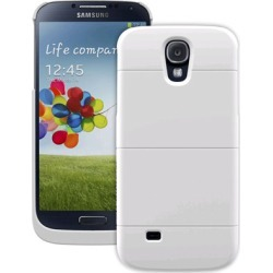Trident Case - Electra Series Wireless Charging Case for Samsung Galaxy S4 - White