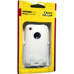 Otterbox Defender Case for iPhone 3G/3GS - White