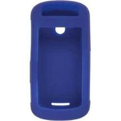 Silicone Gel Case for Motorola Crush W835, Cobalt Blue