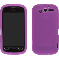 Wireless Solutions Silicone Gel Case for HTC MyTouch 4G (Pink)