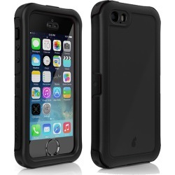Apple iPhone 5 / 5S AGF Ballistic Hydra Series Case - Black and Black found on Bargain Bro India from Unlimited Cellular for $59.33