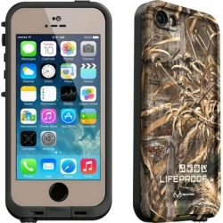 LifeProof - Realtree Fre Waterproof Case for iPhone 5s/5 - Earth