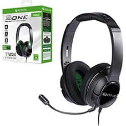 Xbox One - Headset - Wired - Ear Force XO One Amplified Stereo Headset (Turtle Beach)
