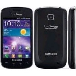 Verizon Samsung Illusion i110 Mock Dummy Display Replica Toy Cell Phone