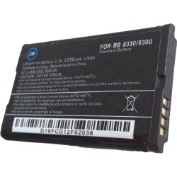 Cell Phone Lithium-ion 3.7v Replacement Battery 1050mAh for BlackBerry 8330/8300