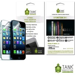 Tank Screen Protector 1 Front/1 Back for Apple iPhone5/5S