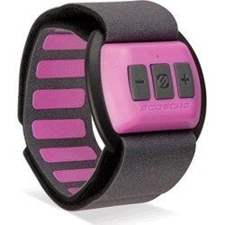 Scosche RHYTHM Armband Wireless Fitness Tracker (Pink) - RTHMP1.5