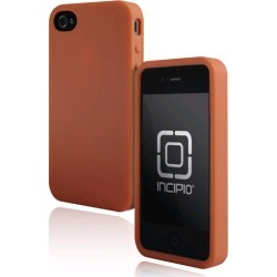 Incipio NGP Matte Skin Case for Apple iPhone 4 - Coral