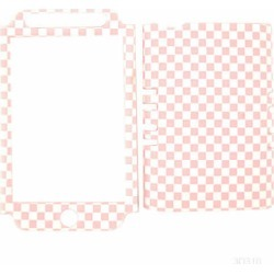 Unlimited Cellular Rocker Snap-On Case for Apple iPod Touch 4 (3D Embossed Pink/White Checkers) found on Bargain Bro Philippines from Unlimited Cellular for $5.99