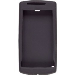 Wireless Solutions Silicone Gel Case for HTC Pure (Black)