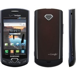 Samsung Gem SCH-I100 Android Smartphone Touch screen, 3-megapixel camera, Wi-Fi for Verizon