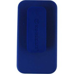 Unlimited Cellular Hybrid Fit On Jelly Case with Holster for Apple iPhone 4/4S (Blue)