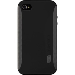 Case-Mate Pop! Case for Apple iPhone 4S / 4 (Black/Cool Grey) found on Bargain Bro Philippines from Unlimited Cellular for $24.69