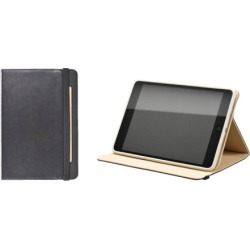Ventev Foliocover Case for Apple iPad Mini (Black/Tan) found on Bargain Bro India from Unlimited Cellular for $17.39