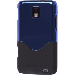 Ventev TwoTone Snap-On Case for Samsung SGH-I937 Focus S - Blue Metallic Finish found on Bargain Bro India from Unlimited Cellular for $11.39