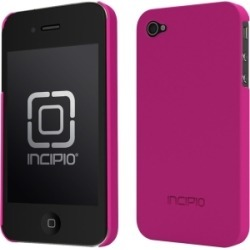 Incipio Feather Fitted Case for Apple iPhone 4/4S - Matte Pink