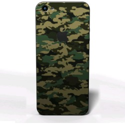 Slickwraps - Camo Series Protective Film for Apple iPhone 5 - Jungle Camo