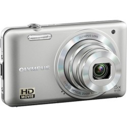 Olympus VG-160 14 Megapixel Digital Camera with 5x Wide-Angle Zoom and 3.0 VG-160S