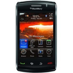 BlackBerry Storm2 9550 PDA Phone GSM/3G global roaming, 3MP auto-focus camera for Verizon