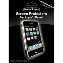 Body Glove Screen Protectors for Apple iPhone 4/4s, iPhone 3G/3GS (2 Pack)