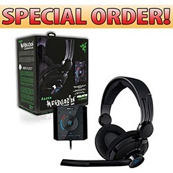 SO - PC - Headset - Megalodon - 7.1 Surround Sound - Gaming Headset - 5pcs (Razer)