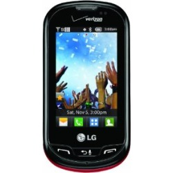 LG Extravert VN271 Cell Phone, QWERTY,  Touchscreen Smartphone for Verizon