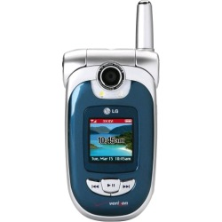 LG VX8100 Cellphone, EV-DO, Camera, Bluetooth, for Verizon Wireless - VX8100-Verizon-RB found on Bargain Bro India from Unlimited Cellular for $44.99