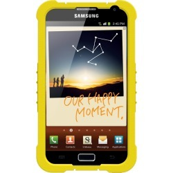 Trident - Perseus Case for Samsung Galaxy Note - Yellow