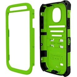Trident Case - AMS Exo Series Case for Samsung Galaxy S4 - Green