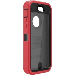 OtterBox Defender Case for Apple iPhone 5/5S - Raspberry