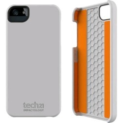 Tech21 D3O Impact Snap Case for iPhone 5 - White