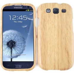 Unlimited Cellular Snap-On Protector Case for SAMI747/GS3(A/S/T) (Light Wood Patern) found on Bargain Bro India from Unlimited Cellular for $5.99