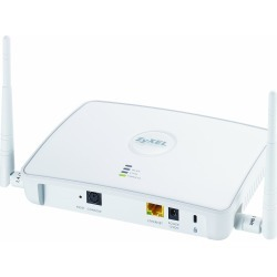 ZyXEL 802.11n Hybrid Wireless Access Point / WLAN Controller With PoE Support, and Plenum Rated Housing - NWA3160n